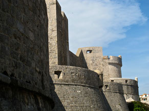 Dubrovnik - seit 1979 UNESCO-Kulturerbe