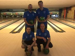 GSBV Halle/S. Freizeitsport Bowling Team