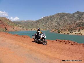 Transandalucia Reiseenduro Tour Agentur-Grenzbereich