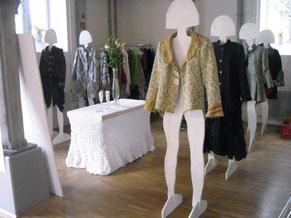 Designerkleider am Bodensee, Form, Britta Haupka Giffel