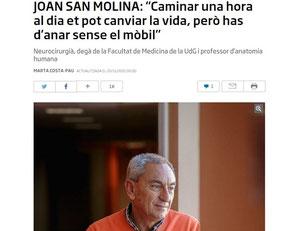 Decano Medicina Udg Ulp Gi Universidad Libre Popular De Girona