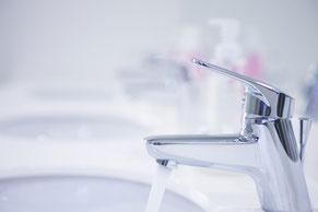 洗面台の水が流れない