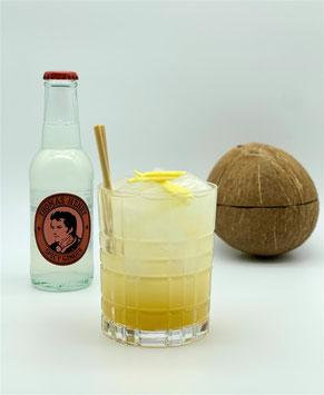Coconatta, Coconatta Mocktail, Mocktail Coconatta