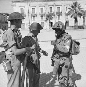 Soldato dell'82nd Airborne 11 Luglio 1943