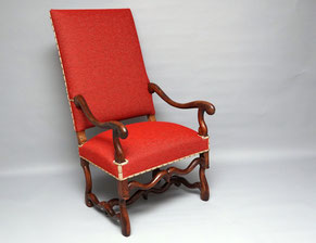 marylinegrac- tapissier d'ameublement-Fauteuil ancien. Rénovation complète