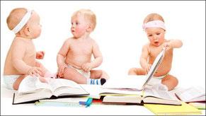Малыши в поиске, что почитать?