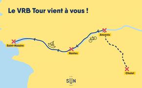Le VRB Tour de SUN, du 9 au 11 juillet 2021