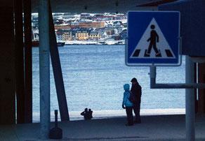 06. Februar 2015 - Hammerfest, die nördlichste Stadt der Welt