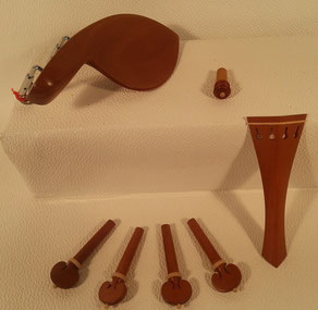 garniture violon 4/4 buis N°2