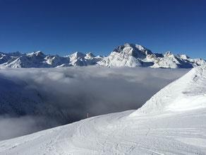 Ski-/Schlitteltag Bergün