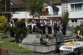 Auffahrtstreffen der Evang. Kirchgemeinde Untervaz