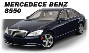 Benz S550 Hire Price