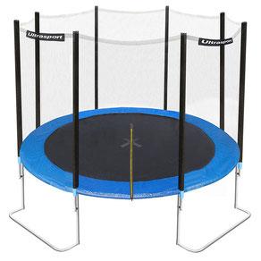 outdoor Trampolin Test, gartentrampolin,kein Kindertrampolin