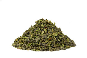 Oriental Mint Bio Minze Pfefferminze Grüner Tee Grüntee