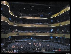 Zuschauerraum Oper Frankfurt