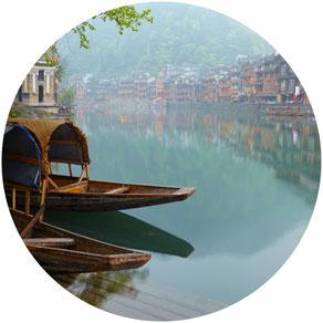 Pays d'Asie explorés par Le Monde Cousu Main