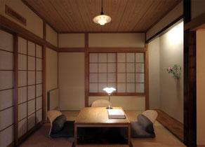 和室にPhランプも素敵です 写真提供ルイスポールセン