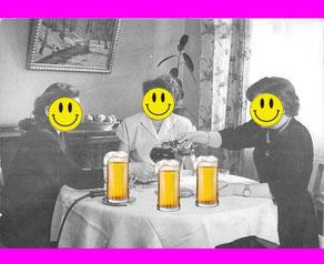 Bierkränzchen