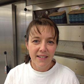 Erika Kurtis, Bäcker-Konditorin