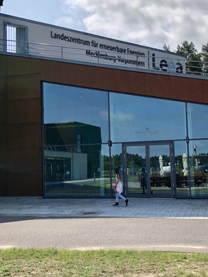Leea Neustrelitz Eingang