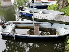 Anka 4 mieten Wesenberg, Angelboot mieten Wesenberg