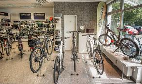 Kostenlos e-Bike Probefahren