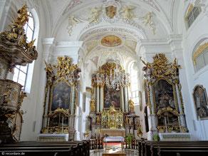 Studienkirche St. Ursula, Neuburg