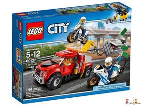 Bei der Bestellung im Onlineshop der-Wegweiser erhalten Sie das Lego Paket 60232 Lego City Autowerkstatt.