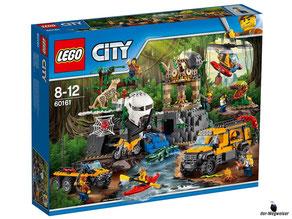 Bei der Bestellung im Onlineshop der-Wegweiser erhalten Sie das Lego Paket 60161 Lego City Dschungel Forschungsstation.