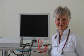 Dr. med. Susanne Ehmer - ECT Electro Cancer Therapie / Galvanotherapie