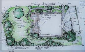 Gartenplanung Regensburg - München