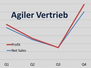 Agiler Vertrieb ist mehr als verkaufen; von Andreas Karutz