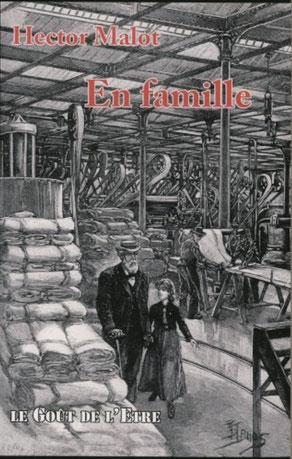 """Réédition de """"EN FAMILLE"""" Éditions  Le Goût de l'Être Mars 2006"""