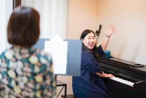 歌と声のレッスンKoekaraのプライベートレッスンの写真です。