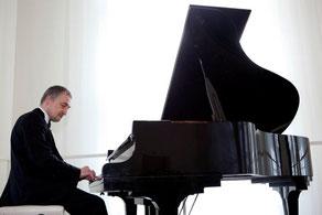 Andreas Hertel Piano solo Konzert