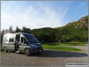 camping Glenshiel