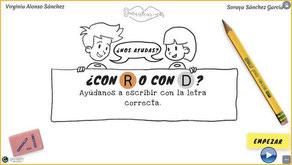"""¿CON """"R"""" O CON """"D?"""