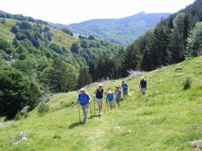 Randonnée trek Canigou