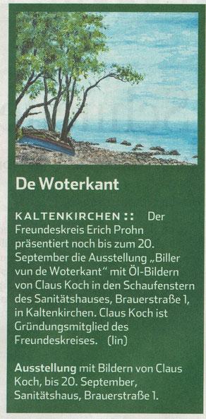 Hamburger Abendblatt 29.07.2016