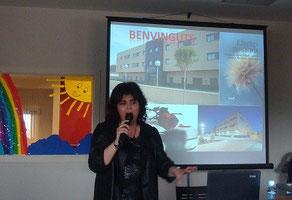 Sant Jordi 2010-Tarda poètica a la residència Senior de Bellvís