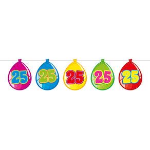 Slinger ballonnen 25 10 m € 2,99