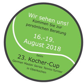 Tennis Turnier Thomas Feist Oberkochen