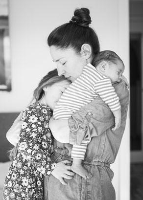 Familienfotografie Corinna Mamok, natürliche Babyfotos Saarbrücken