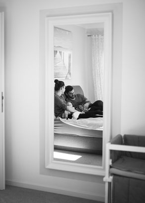 natürliche Babyfotografie Saarbrücken, natürliche Babyfotos Saarland, Familienfotografie Corinna Mamok