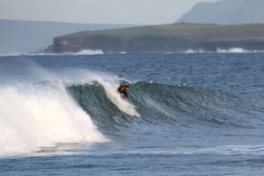 Secret Surfspots in Irland