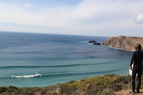 Secret Surfspots in Portugal