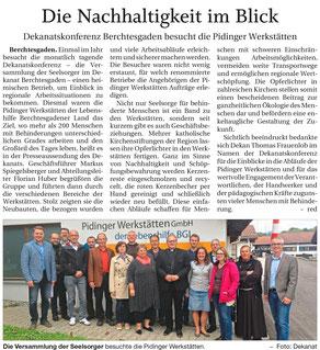 (Quelle: Freilassinger Anzeiger, 15.10.2019)