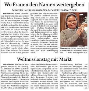 (Quelle: Freilassinger Anzeiger, 24.10.2019)