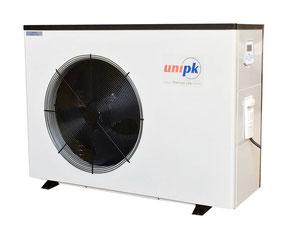 Poolwärmepumpe mit Inverter Technologie