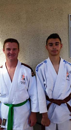 Christophe Rahier et Rayan Wijayarajan